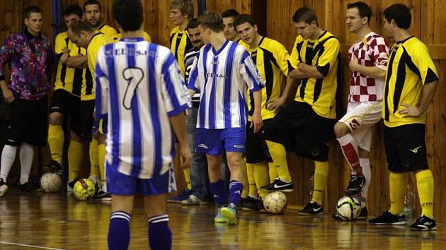 Sportsmania.cz okresní futsalová liga - 4. kolo
