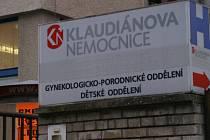 První miminko kraje i Boleslavi se narodilo v Klaudiánově nemocnici