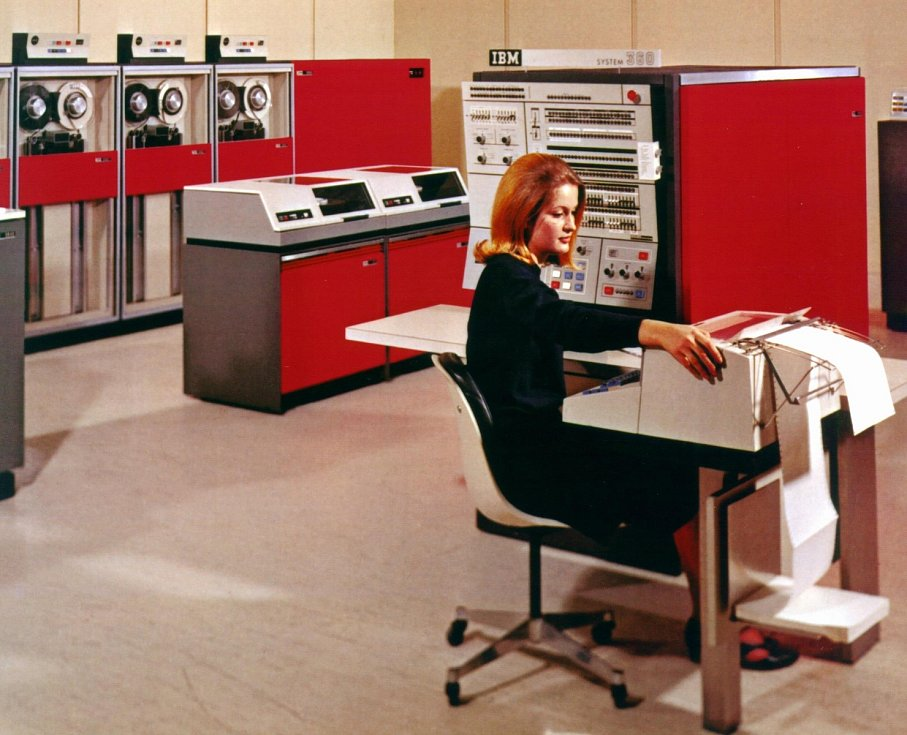 Rychlost počítače byla 30 000 operací za sekundu.