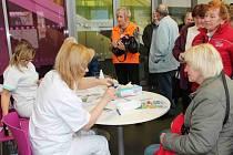 Klaudiánova nemocnice se připojila ke Světovému dni ledvin