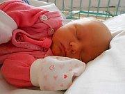 Aneta Marie Šťastná přišla na svět 23. listopadu 2018 s mírami 2,47 kg a 47 cm. S maminkou Simonou a tatínkem Tomášem bude bydlet v Boreči, kde už se na ni těší bráška Jakub.