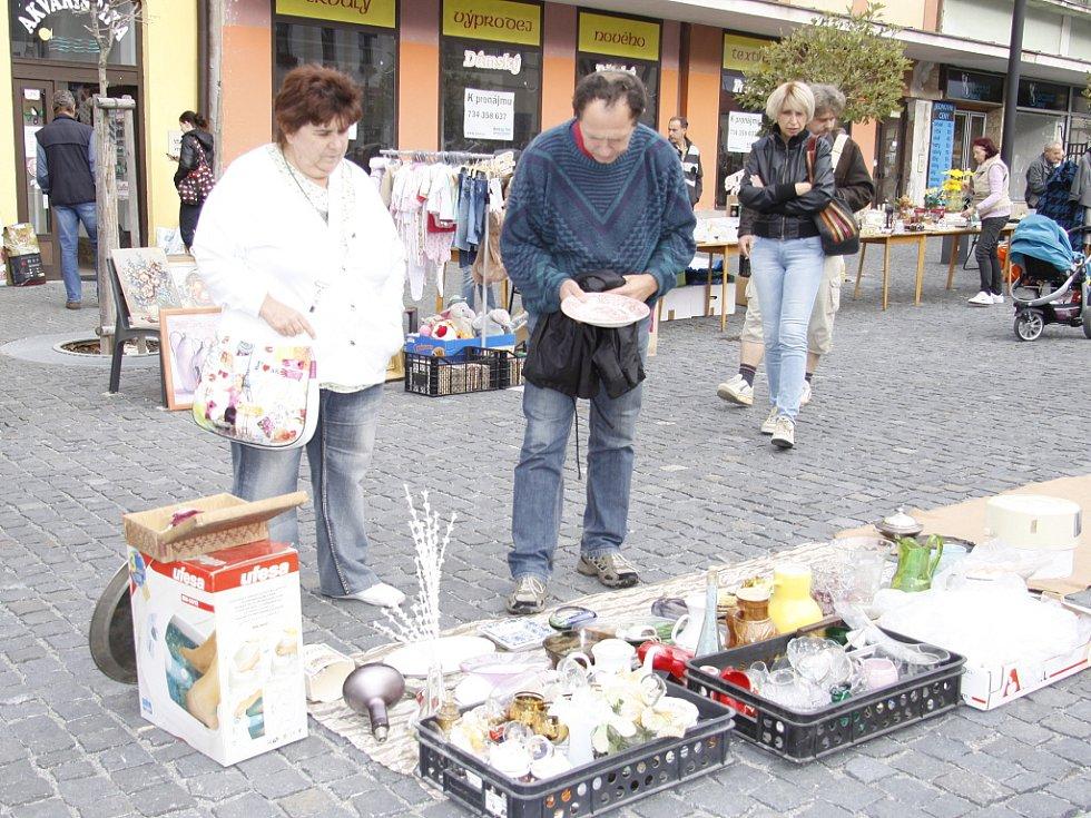 Bleší trhy v Mladé Boleslavi