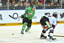 34. Kolo Tipsport extraligy HC Sparta Praha - BK Mladá Boleslav