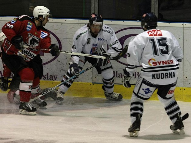 I. hokejová liga: HC Benátky nad Jizerou - HC Havířov Panthers