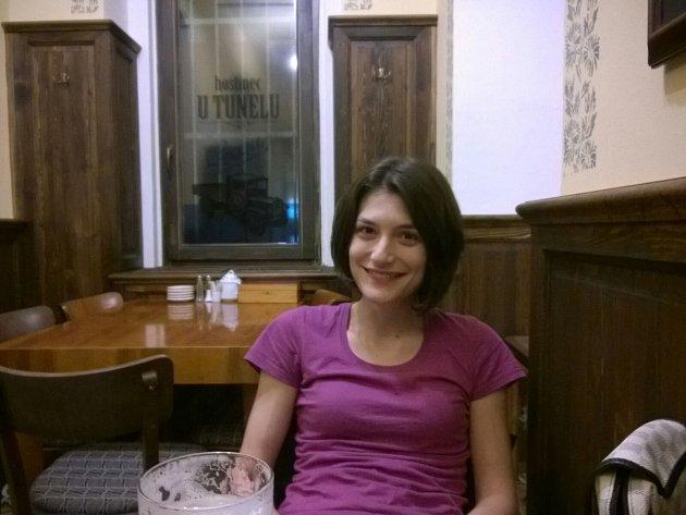 Nevena Stojanova z Makedonie
