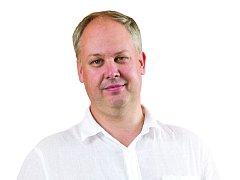 Robin Povšík (ČSSD), dříve opoziční zastupitel a nyní nový náměstek primátora Mladé Boleslavi.