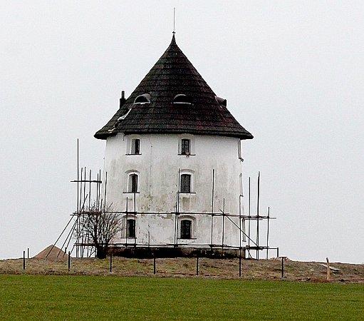 Větrný mlýn dnes