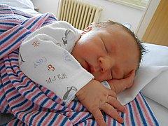 Sebastien Minarik přišel na svět 13. srpna s mírami 2,99 kg a 48 cm. S maminkou Martinou a tatínkem Petrem bude bydlet v Mladé Boleslavi.