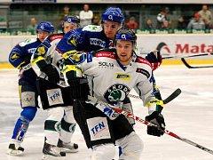 O2 extraliga play-out: BK Mladá Boleslav - HC Geus Okna Kladno