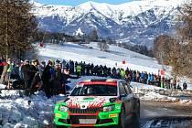 Po Monte Carlu přichází na řadu Švédská rally