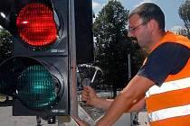 Hradišťská a Debřská: dvě dopravní tepny se uzavřely