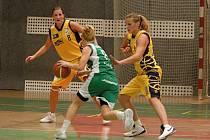 Basketbalová liga žen: Basket Slovanka Mladá Boleslav - Valosun Brno