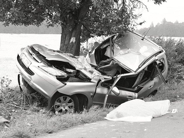 Smrtelná havárie uBukovna