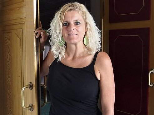 Nová ředitelka Městského divadla Mladá Boleslav Janeta Benešová pověřená řízením od 1. září.