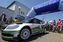 Kolo pro život - Škoda Auto Tour