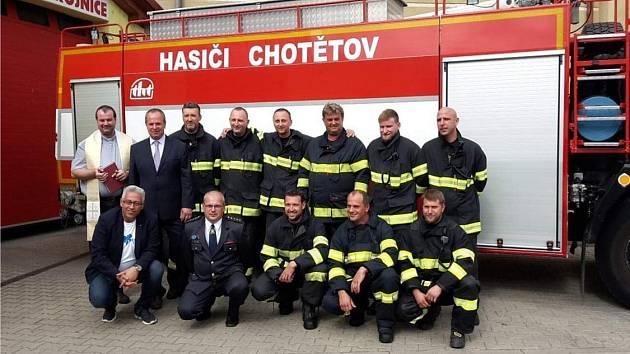 SDH Chotětov