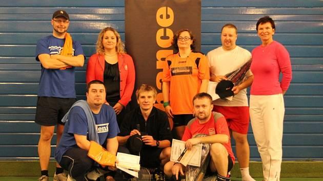 Chance Badminton Press Cup 2013
