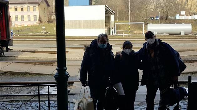 Boleslav pomohla z ulice pěti lidem bez domova