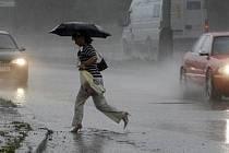 Hrozí další bouřky a lijáky