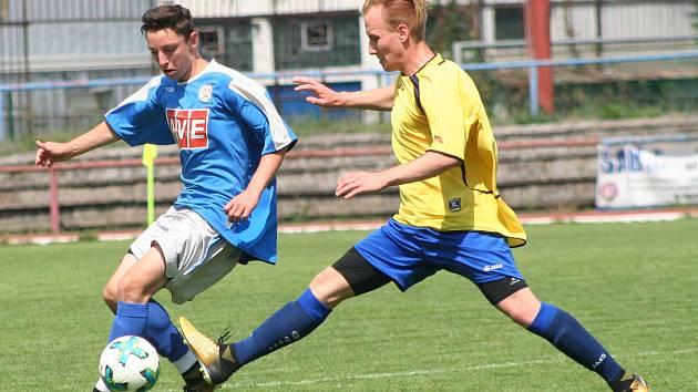 Na souboj neratovické a benátské fotbalové rezervy už na jaře nedojde.