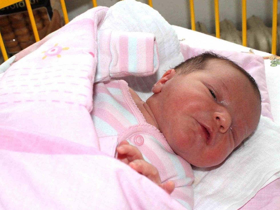 MARIANA PROKOPOVÁ se narodila 27. října mamince Petře a tatínkovi Markovi z Mladé Boleslavi. Vážila 3,23 kg a měřila 48 cm. Je prvním dítětem v rodině.