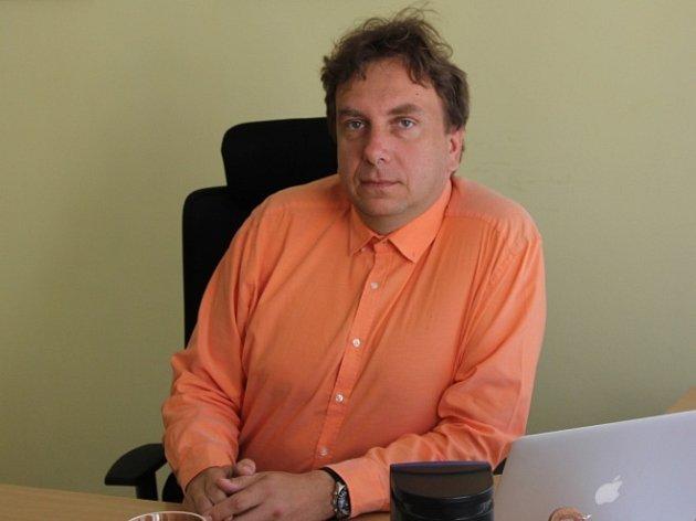 Ředitel boleslavské nemocnice Luděk Kramář
