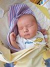 Honzíček Zajíček se narodil 5. září, vážil 3,94 kg a měřil 50 cm. S maminkou Janou a tatínkem Ladislavem bude bydlet v Sýčině, kde už se na něho těší bráškové Ládíček a Pepíček.