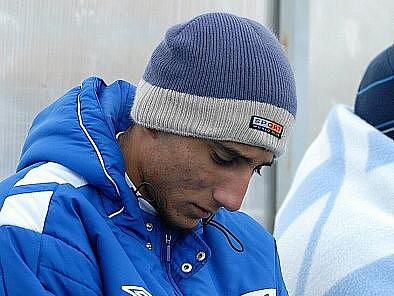 Australský fotbalista Kerem Bulut