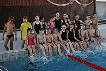 Mladí boleslavští plavci sbírali další úspěchy.