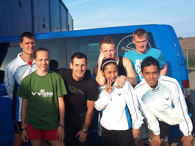 Výprava badmintonistů Benátek obsadila na ME klubů deváté až dvanácté místo.