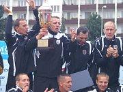 MČR v hasišcském sportu v Boleslavi - vyhlášení