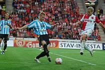 Gambrinus liga: SK Slavia Praha - FK Mladá Boleslav