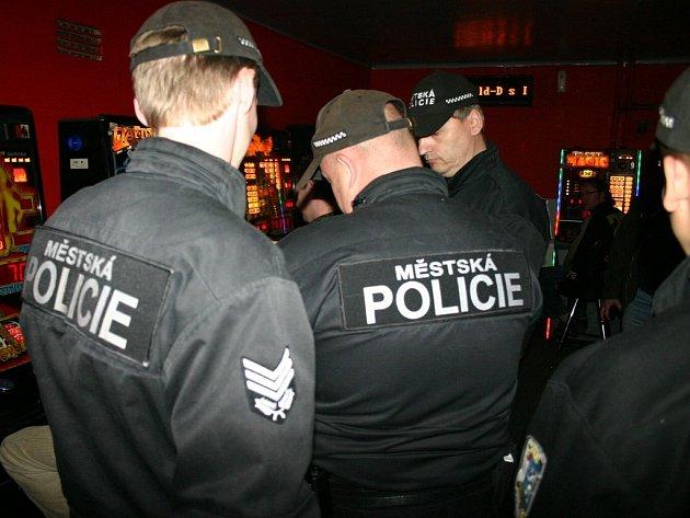 Boleslavští policisté měli na pilno