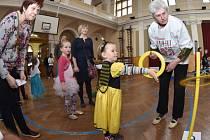 Tělovýchovná jednota Sokol Mladá Boleslav pořádala v neděli 18. března svůj tradiční dětský karneval v rámci sokolských šibřinek.