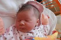 ANDREA Hriňová se narodila 4. března, vážila 2, 71 kilogramů a měřila 50 centimetrů. Maminka Naďa a tatínek Pavel si ji odvezou domů do Pískové Lhoty, kde se na ni těší sestřička Deniska, která se také narodila 4. března, ale roku 2010.