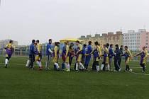 Přípravný zápas: Sporting Mladá Boleslav - Sparta Podhráz