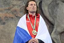 Zdeněk Vavruška na Mistrovství Evropy v Taekwon-Do