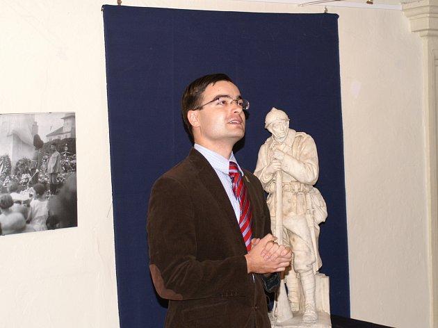 Jiří Filip, muzejník bělského muzea