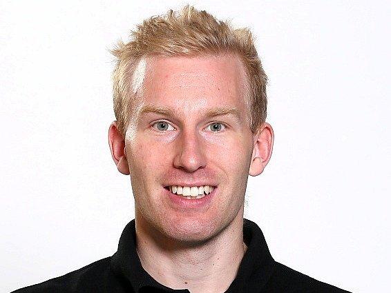 David Rytych, florbalový brankář Technology MB