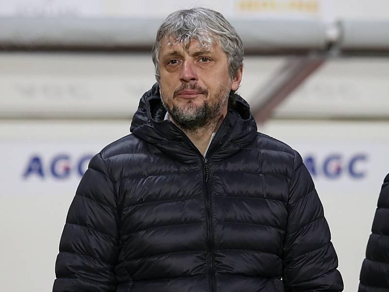 Jozef Weber byl po výhře Boleslavi v Teplicích hodně spokojen.