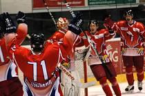 I. hokejová liga: HC Olomouc - HC Benátky nad Jizerou
