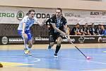 Superliga: Technology Mladá Boleslav - Panthers Otrokovice.