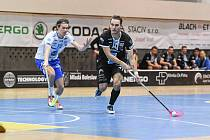 Superliga: Technology Mladá Boleslav - Panthers Otrokovice.
