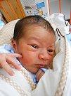 Dušan Horváth se narodil 19. listopadu, vážil 3,49 kg a měřil 49 cm. Maminka Barbora a tatínek Dušan si ho odvezou domů do Bradlece.