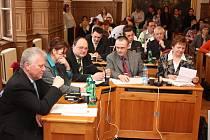 Březnové zasedání zastupitelstva města Mladá Boleslav.