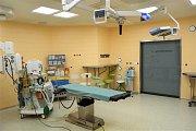 Nově zrekonstruované operační sály