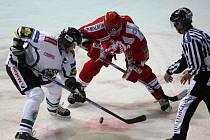 O2 extraliga: HC Oceláři Třinec - BK Mladá Boleslav