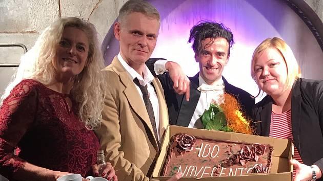Populární představení Novecento má za sebou svou stou reprízu.