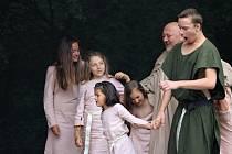 Vrcholem příměstského tábora, který Kultura města Mladá Boleslav pořádala poprvé, bylo vystoupení pro rodiče a veřejnost.