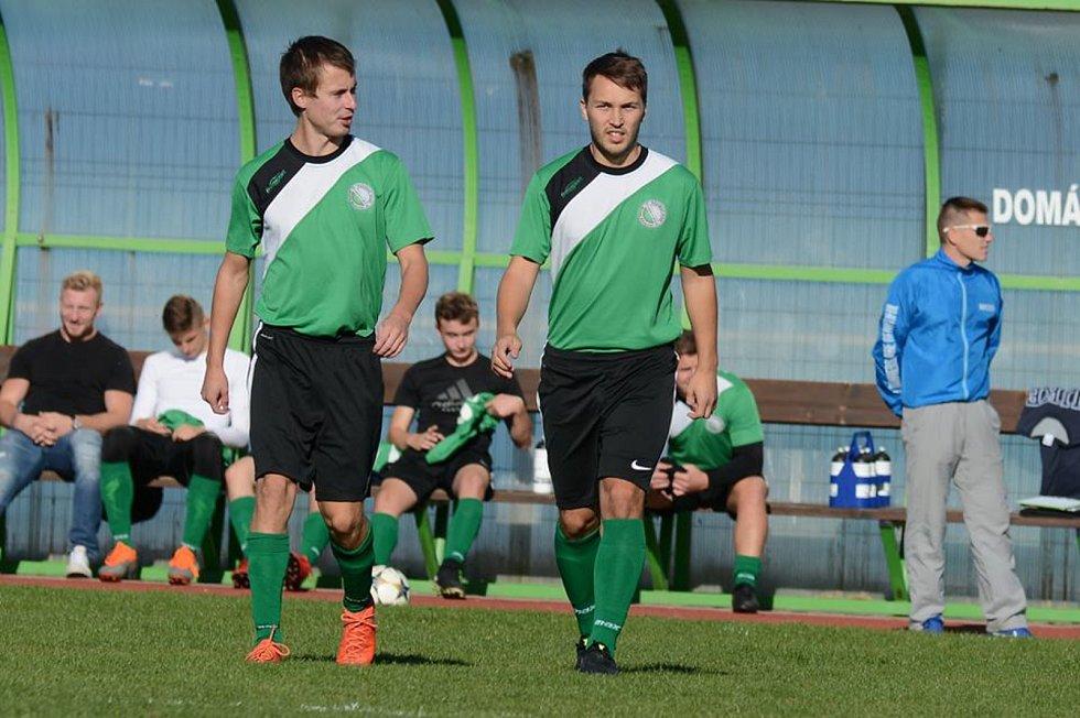 III. třída: Sporting Mladá Boleslav - Branžež.